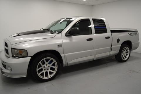 Dodge Ram Pickup 1500 SRT-10 For Sale - Carsforsale.com®