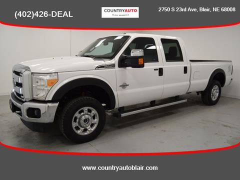 Janssen Ford Holdrege >> Used Ford F-250 Super Duty For Sale in Nebraska ...