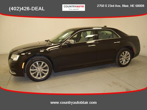 2018 Chrysler 300 for sale in Blair, NE