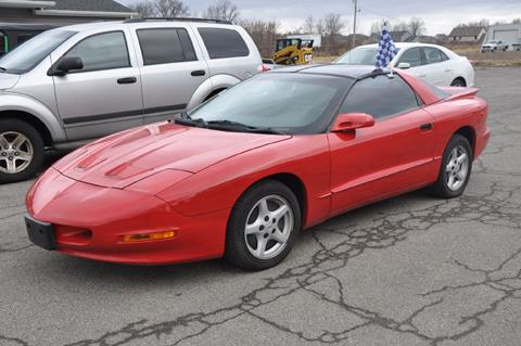 1995 Pontiac Firebird for sale in Canfield, OH