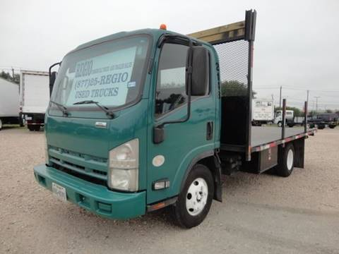 2010 Isuzu NPR HD for sale in Houston, TX