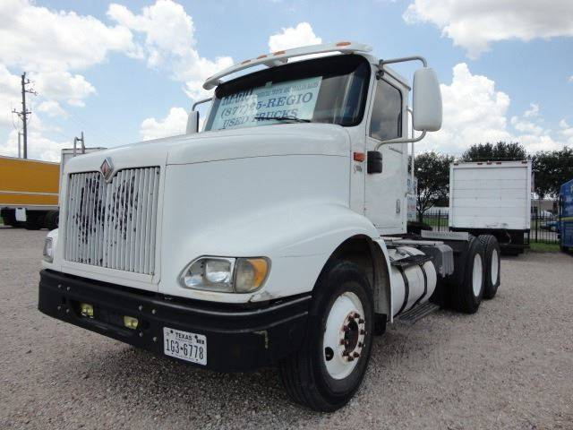 2002 International 9100i for sale at Regio Truck Sales in Houston TX