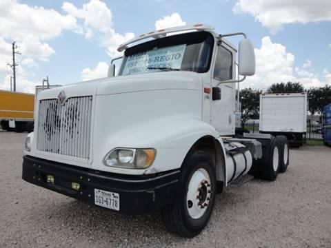 2002 International 9100i for sale in Houston, TX