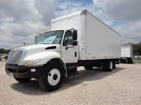 2012 International DuraStar 4300 for sale in Houston, TX
