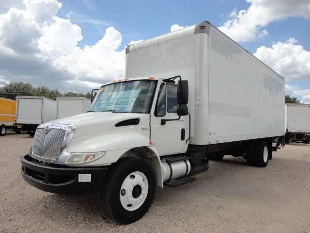 2011 International 4300 DURASTAR SBA for sale at Regio Truck Sales in Houston TX