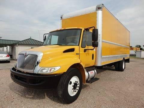 2013 International 4300 for sale in Houston, TX