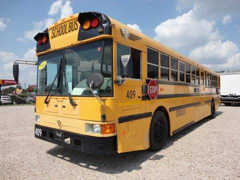 2006 IC Bus RE Series for sale at Regio Truck Sales in Houston TX