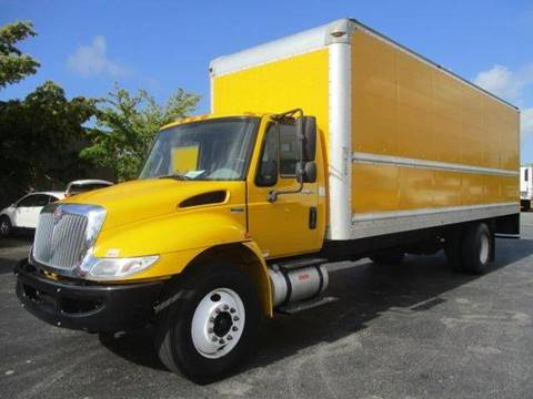 2014 International DuraStar 4300 for sale at Regio Truck Sales in Houston TX