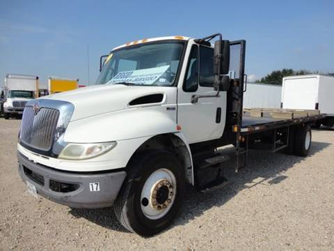 2013 International DuraStar 4300 for sale in Houston, TX