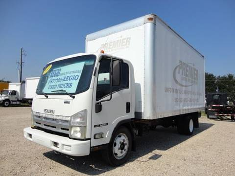 2008 Isuzu NRR for sale at Regio Truck Sales in Houston TX
