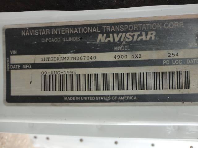 1996 International 4900 (image 16)
