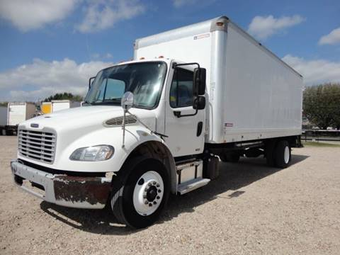 2012 Freightliner M2 106 for sale at Regio Truck Sales in Houston TX