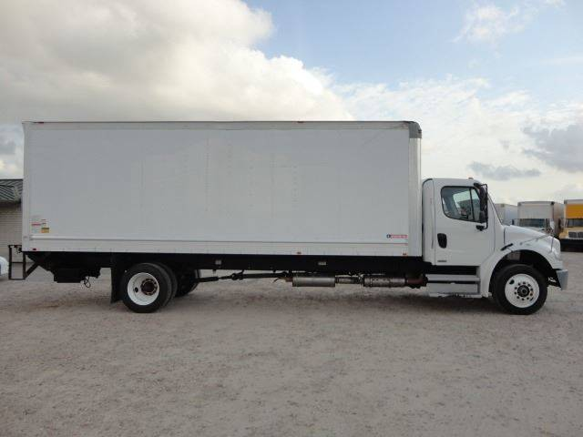 2012 Freightliner Business class M2 (image 6)