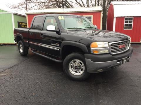 2001 GMC Sierra 2500HD for sale in Springfield, MO