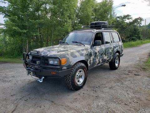 1993 Toyota Land Cruiser For Sale In Chesapeake, VA