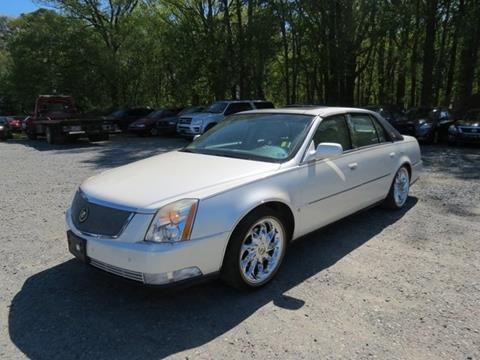 2008 Cadillac DTS for sale in Chesapeake, VA