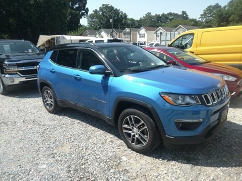 2018 Jeep Compass for sale in Chesapeake, VA