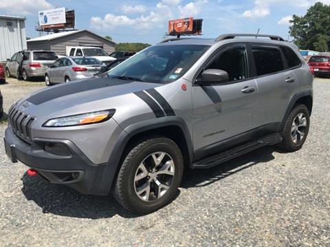 2015 Jeep Cherokee for sale in Chesapeake, VA