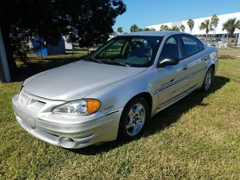 2002 Pontiac Grand Am for sale in Hudson, FL