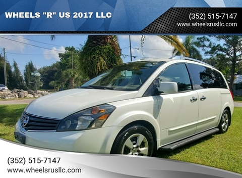 2009 Nissan Quest for sale in Hudson, FL