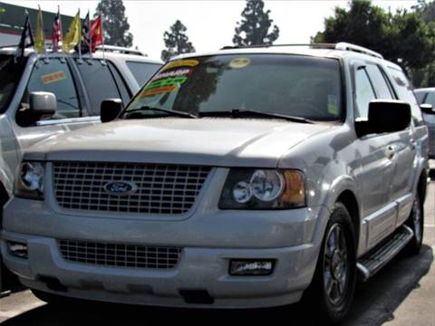 2005 Ford Expedition for sale in Anaheim, CA