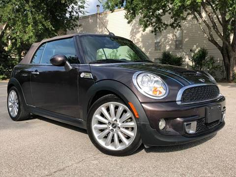 2012 MINI Cooper Convertible for sale at Guero's Auto Sales in Austin TX