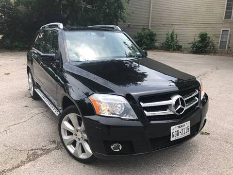 2010 Mercedes-Benz GLK for sale at Guero's Auto Sales in Austin TX