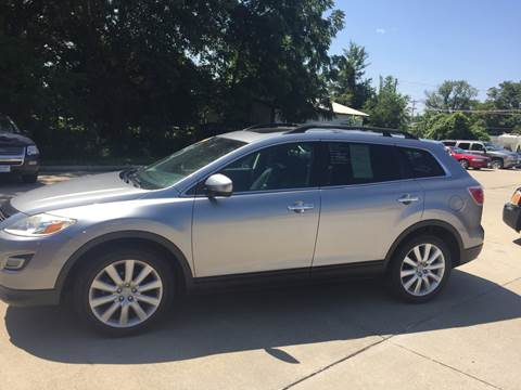 2010 Mazda CX-9 for sale at 6th Street Auto Sales in Marshalltown IA