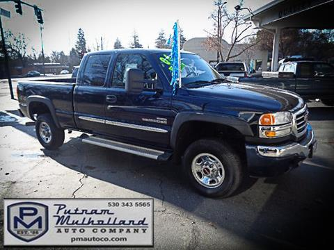 2006 GMC Sierra 2500HD for sale in Chico, CA