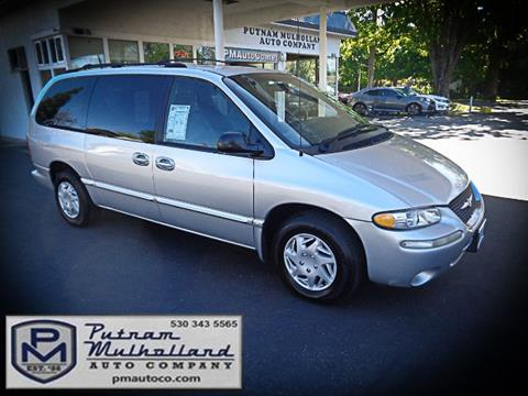 2000 Chrysler Town and Country for sale in Chico, CA