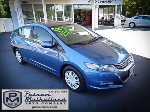 2010 Honda Insight for sale in Chico, CA