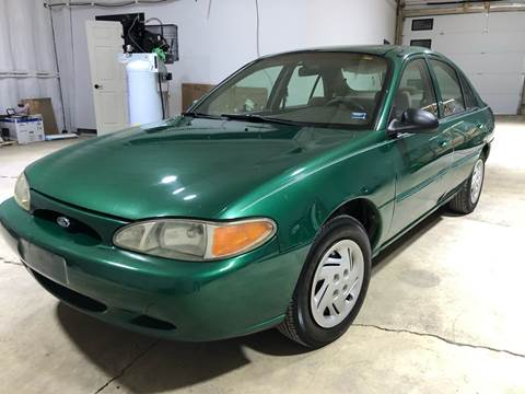 2002 Ford Escort for sale in Chillicothe, MO