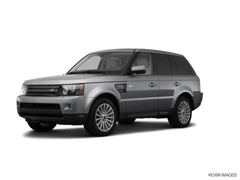 2012 Land Rover Range Rover Sport for sale in Wheeling, WV