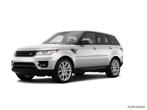 2014 Land Rover Range Rover Sport for sale in Wheeling, WV