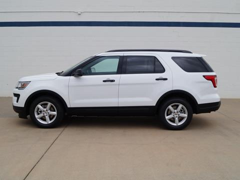 2018 Ford Explorer for sale in Winfield, KS