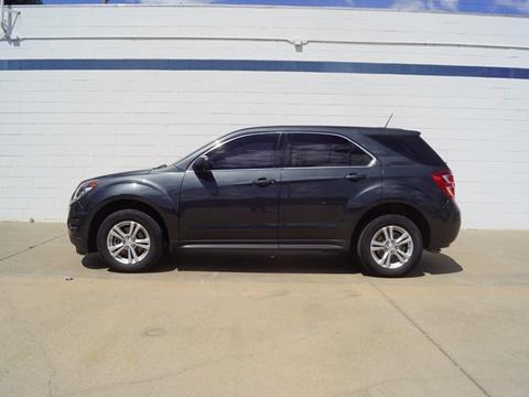 2017 Chevrolet Equinox for sale in Winfield, KS