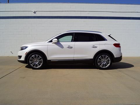 2017 Lincoln MKX for sale in Winfield, KS