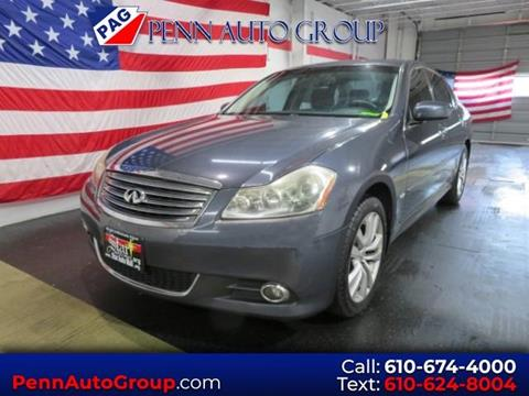 2009 Infiniti M35 For Sale In New Jersey Carsforsale