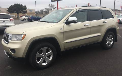 2011 Jeep Grand Cherokee for sale in Detroit, MI