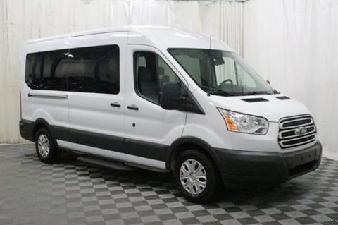 2018 Ford Transit Passenger for sale in Pearland, TX