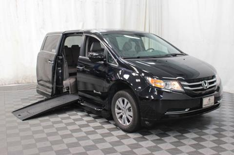2016 Honda Odyssey for sale in Pearland, TX