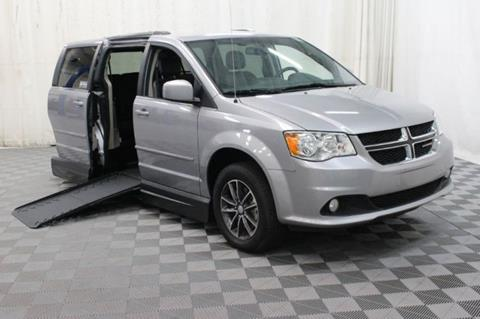 2017 Dodge Grand Caravan for sale in Pearland, TX