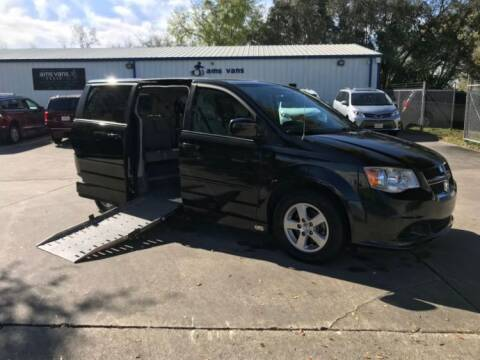 2011 Dodge Grand Caravan Mainstreet for sale at AMS Vans in Pearland TX