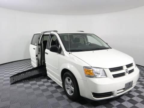 2008 Dodge Grand Caravan SE for sale at AMS Vans in Pearland TX