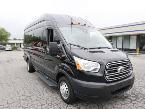 2019 Ford Transit Passenger for sale at AMS Vans in Pearland TX