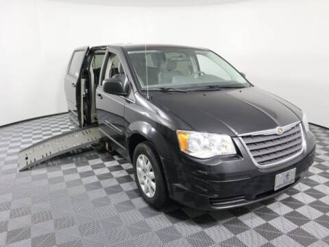 2008 Chrysler Town and Country LX for sale at AMS Vans in Pearland TX