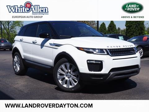 2018 Land Rover Range Rover Evoque for sale in Dayton, OH