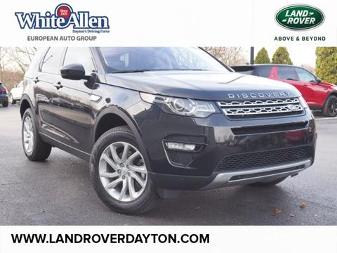 2018 Land Rover Discovery Sport for sale in Dayton, OH
