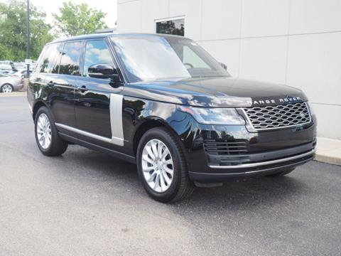 2018 Land Rover Range Rover for sale in Dayton, OH