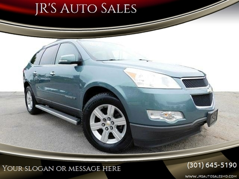 2009 Chevrolet Traverse for sale in Waldorf, MD